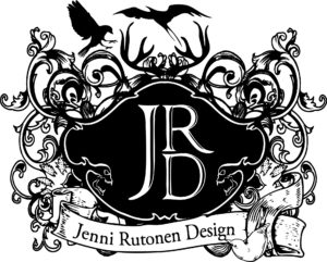 Jenni Rutonen Design logo